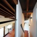 小林義仁の住宅事例「『南アルプスの家』光・風が通り抜ける住まい」