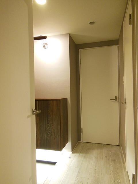 New York , New Yorkの部屋 玄関(廊下スペース)