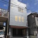 SE構法3階建て住宅-外観