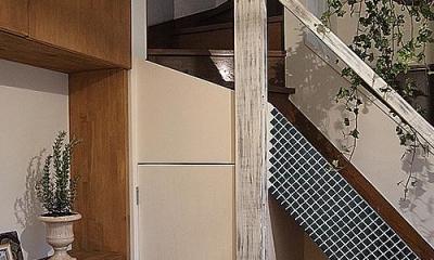造作家具&プチアンティーク (階段(アンティーク))