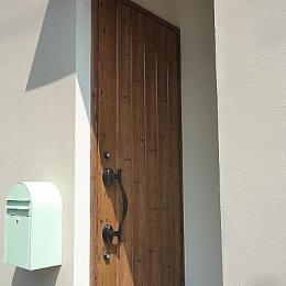 造作家具&プチアンティーク (玄関)