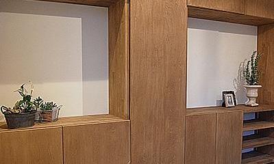 造作家具&プチアンティーク (玄関収納2)