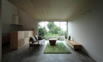 家の中に家がある多様な広がりのある家(安土の家) (住宅)