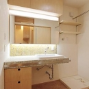 横田満康の住宅事例「U邸・屋上庭園のある暮らし」