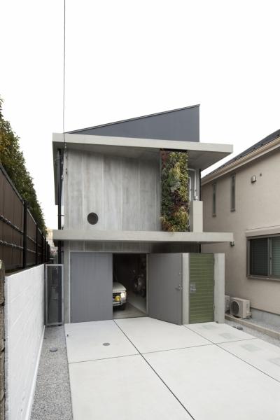ST-HOUSE (外観)