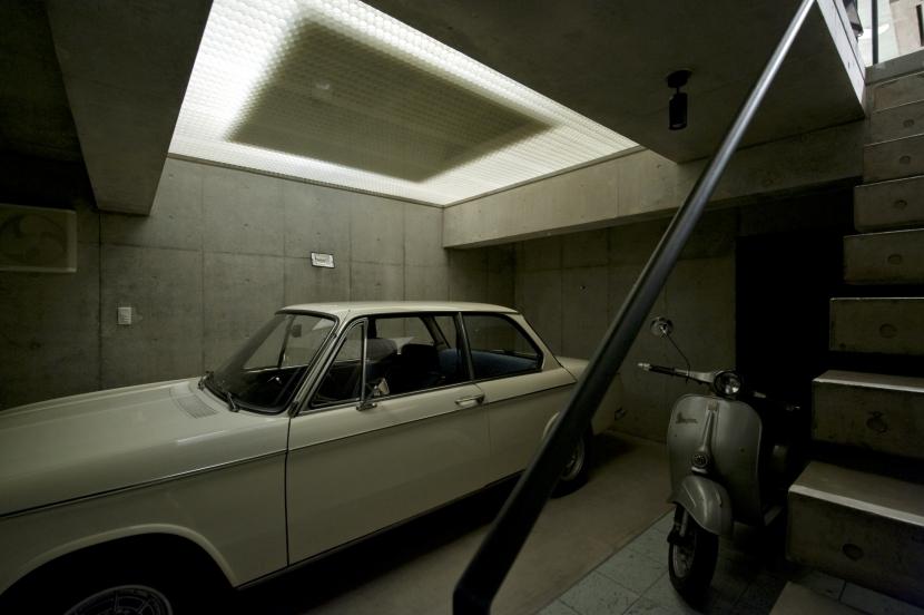 ST-HOUSEの写真 ガレージ