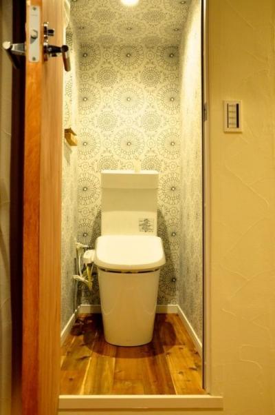 グリーンの家 (トイレ)