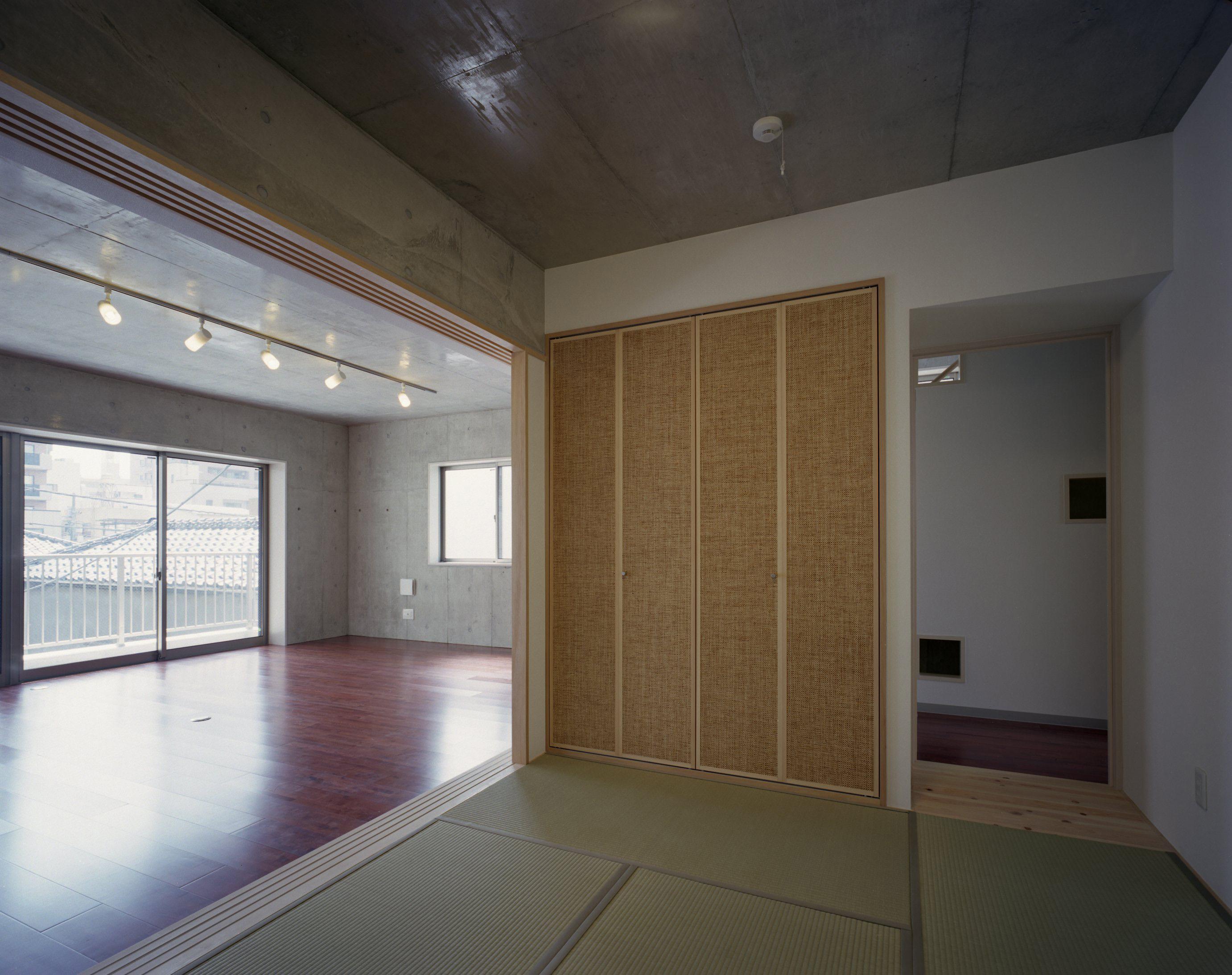 東京都台東区 T邸の部屋 開放的な和室