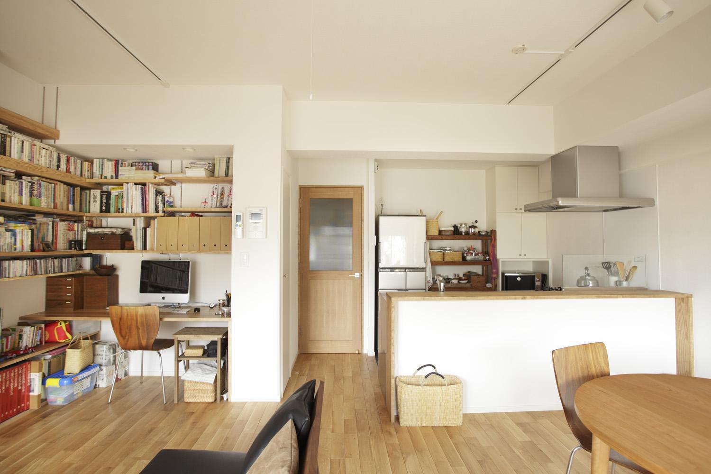 リノベーション・リフォーム会社:スタイル工房「O邸・シンプルナチュラルなあたたかさ」