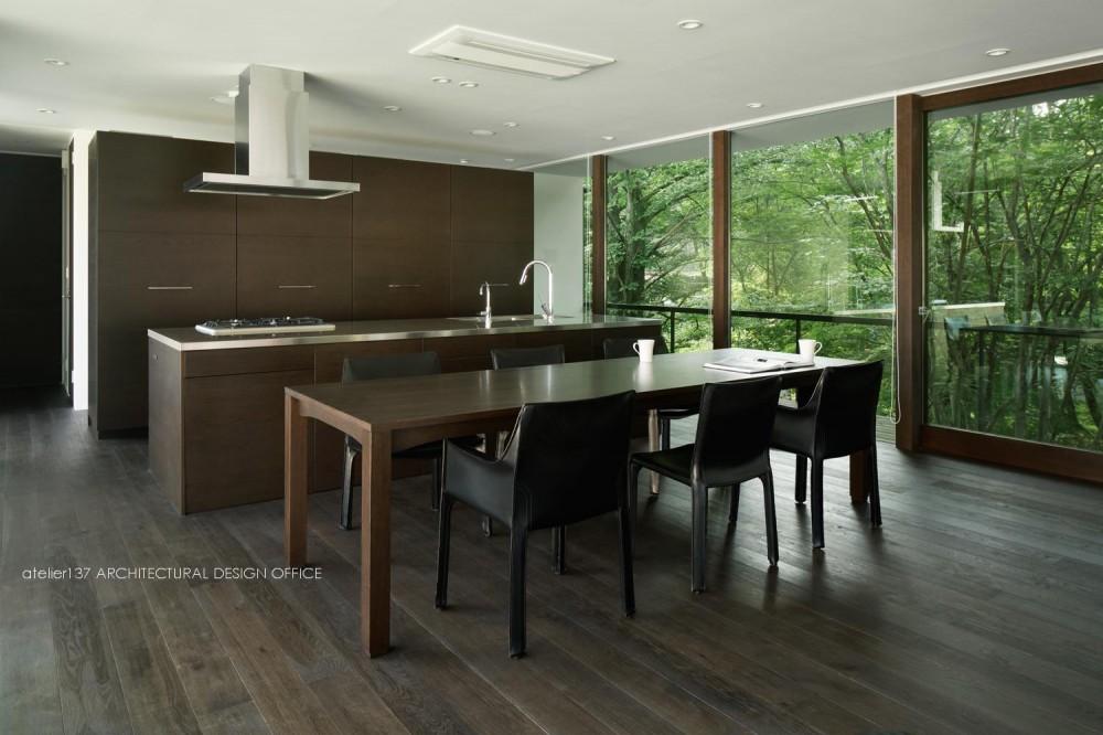 035カルイザワハウス (ダイニングキッチン)