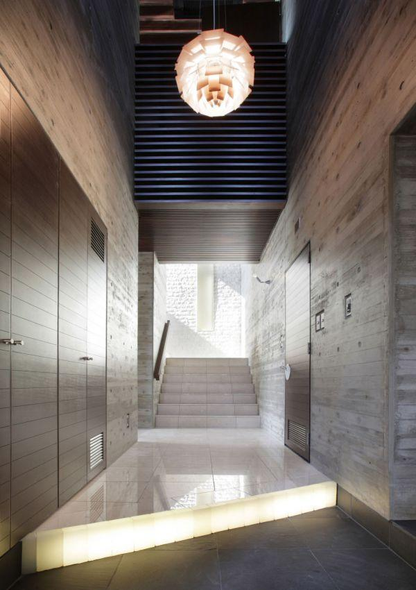 建築家:江川竜之「HOUSE T 『公園を臨むゲストハウス』」