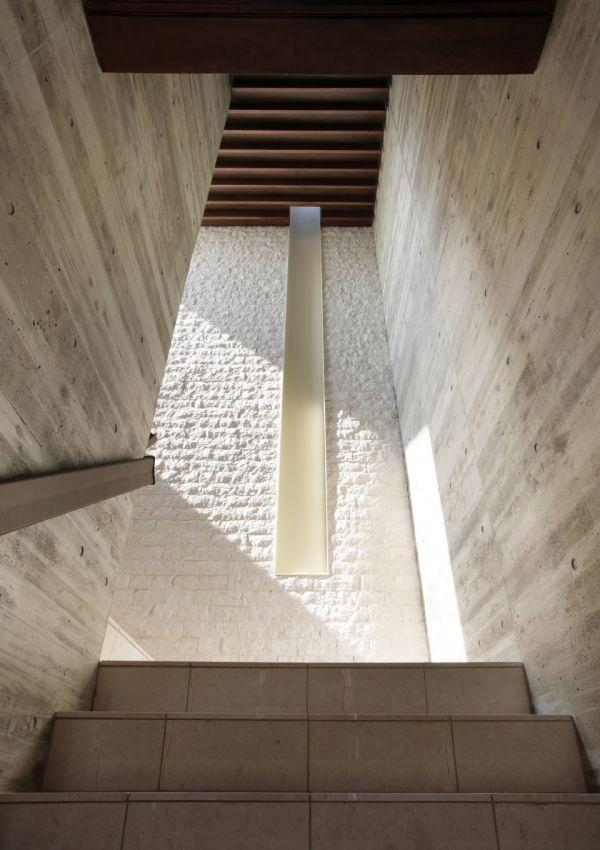 HOUSE T 『公園を臨むゲストハウス』の写真 階段室