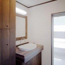 洗面所の画像1