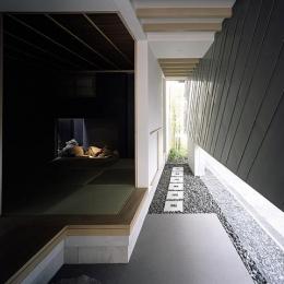 PIKE (玄関土間と繋がる和室)