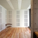 小西彦仁の住宅事例「『N Residence』柔らかな光に満たされた二世帯住宅」