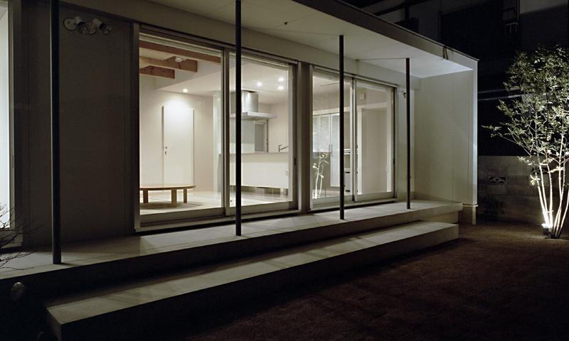 楽座坐の部屋 プライベートな空間