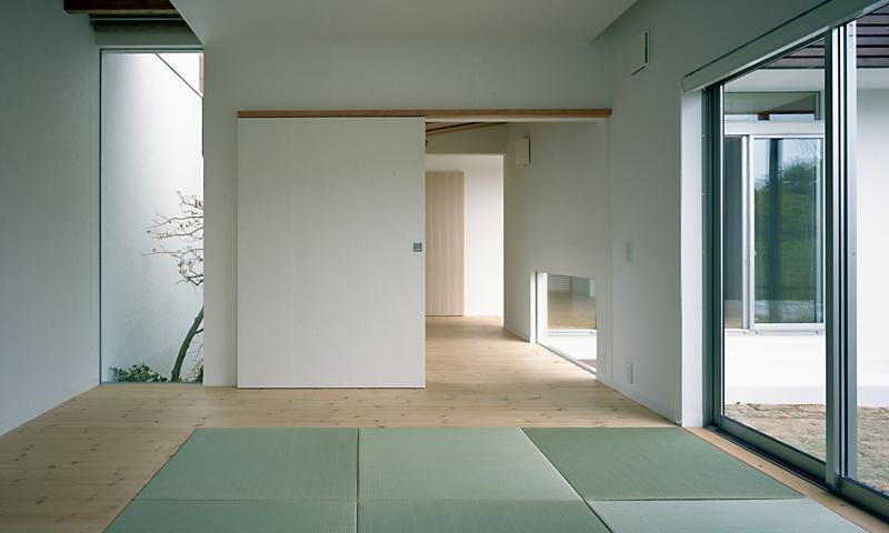 彩 庵の部屋 はなれにある平屋の和室