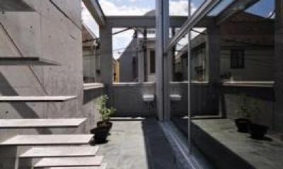 ステップテラスの家 La Casa della Terrazza Scalinata -by mcja (ステップテラス・・・レモンの実のなるテラス)