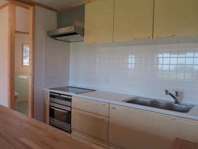 キッチン (ktj邸)