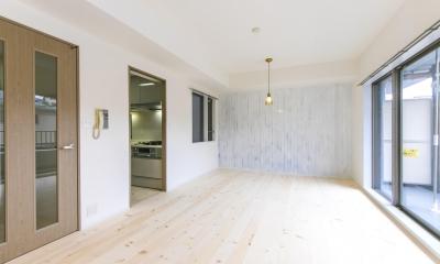 北欧Style+和室=ギャップを楽しむ家。