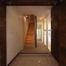 目黒区リノベーションの写真 階段