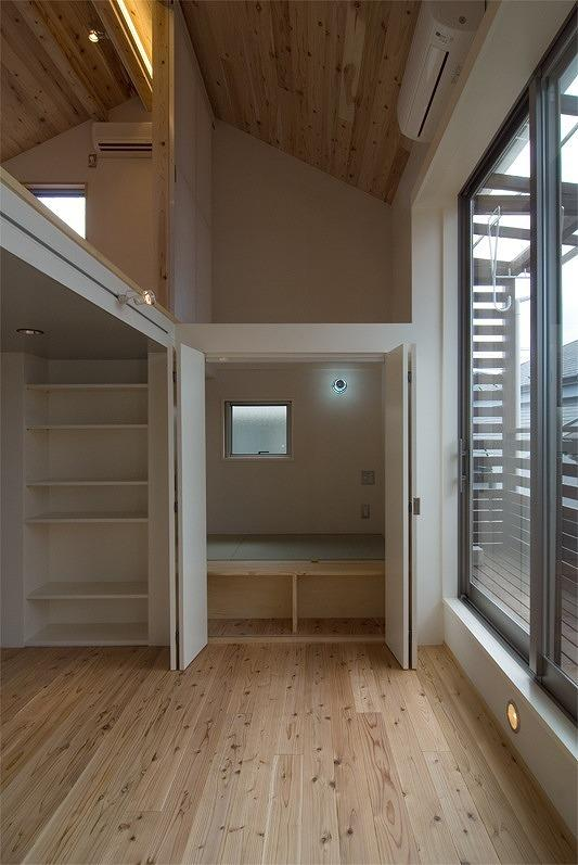 目黒区スケルトンリフォームの写真 子供用ベッドルーム