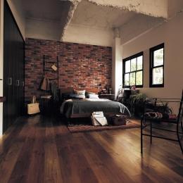 アーバンスタイル-洗練されたベッドルーム