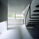 目白の家の写真 階段