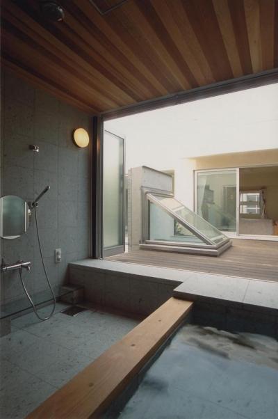 2世帯住宅 (バスルーム)