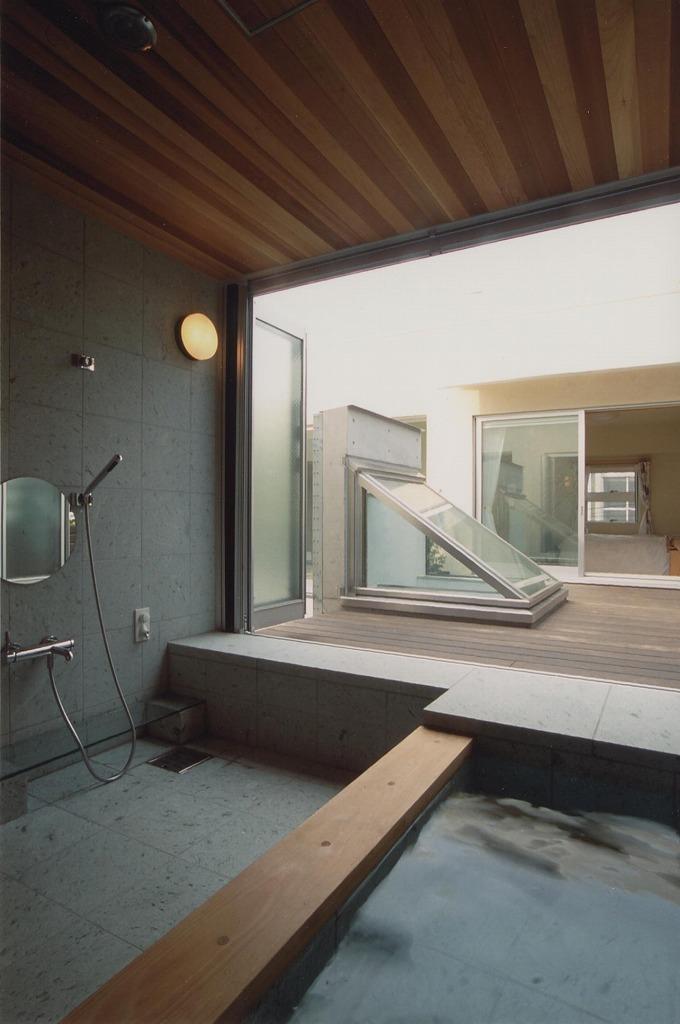 2世帯住宅の部屋 バスルーム