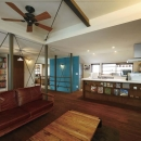 One's Life ホームの住宅事例「難しい鉄骨造からオープン空間の間取り変更が実現!」