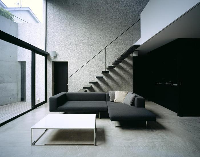 目白の家の部屋 リビング3