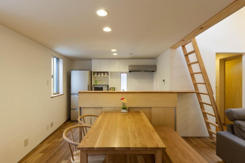 旧軽井沢の家 (ダイニング)