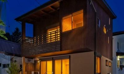 旧軽井沢の家