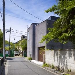 荻窪の家 (外観)