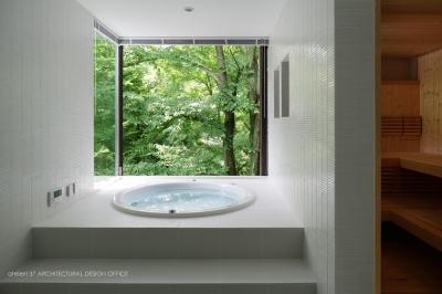 浴室 (035カルイザワハウス)