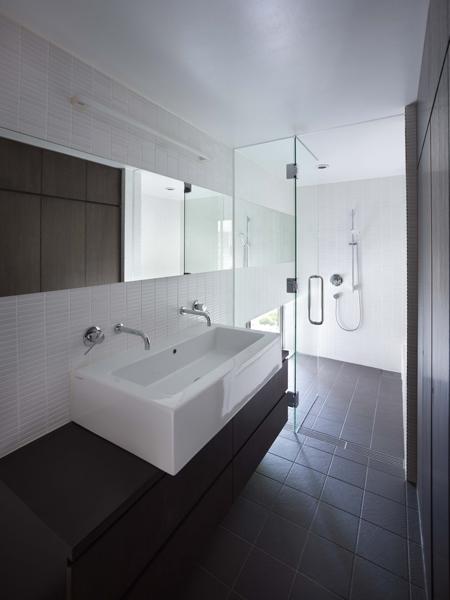 荻窪の家の部屋 バスルーム