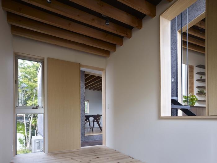 荻窪の家 (リビング1)
