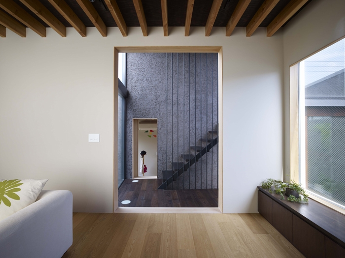 荻窪の家の部屋 リビング3