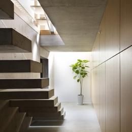 ポジャギの家 (階段)