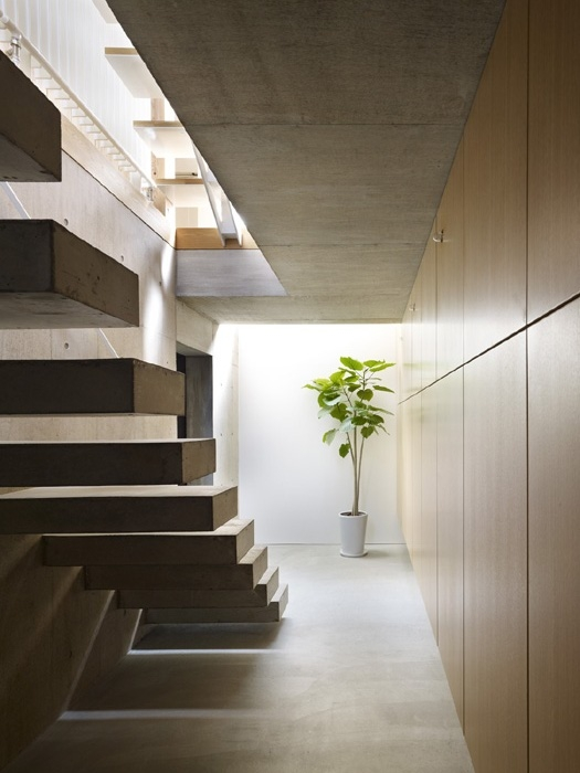 ポジャギの家の部屋 階段