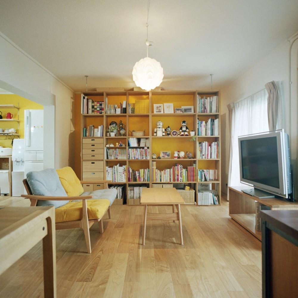 建築家:AIDAHO「こどもと成長する家」