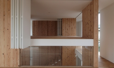 ポジャギの家 (居室)