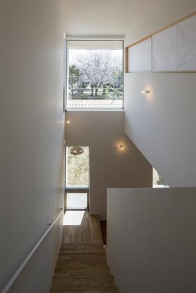 ながよしの家 (階段)