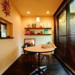 ミッドセンチュリーの家具に合わせた、60's Style提案 (ダイニングスペース)