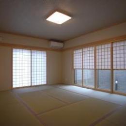 harutaF邸 (明るい和室)