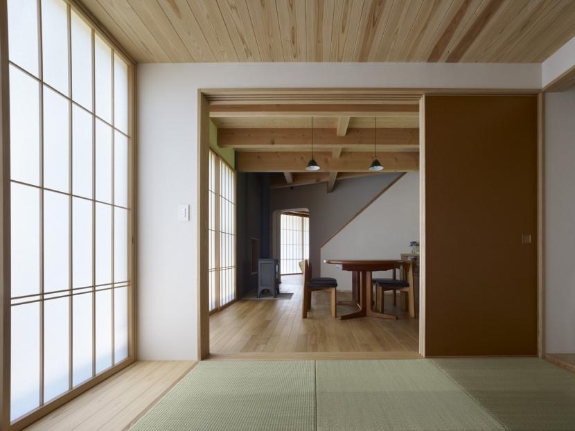 建築家:森清敏/川村奈津子「八ヶ岳の山荘」