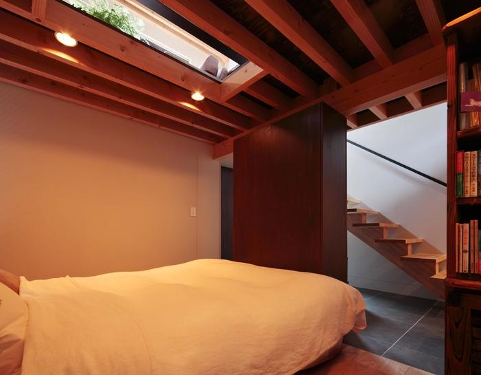 たまらん坂の家の部屋 ベッドルーム