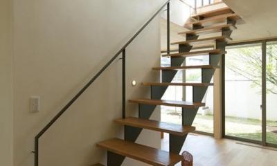 眺めのいい窓 (階段)