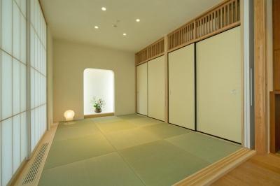 和室 (眺めのいい窓)